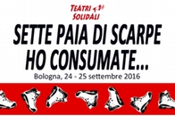 Un weekend con i teatri solidali