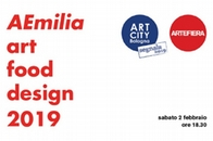 AEmilia art food design 2019